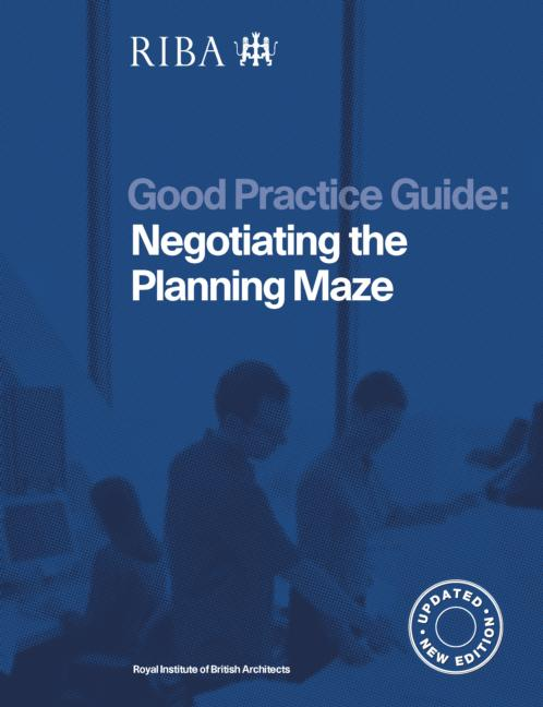 Negotiating the Planning Maze book cover