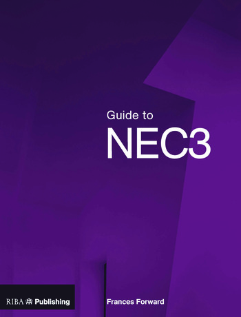 Guide to NEC3 book cover