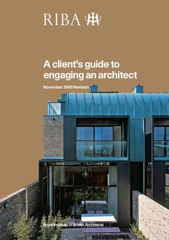 A Client's Guide to Engaging an Architect Guidance on Hiring an Architect for Your Project book cover