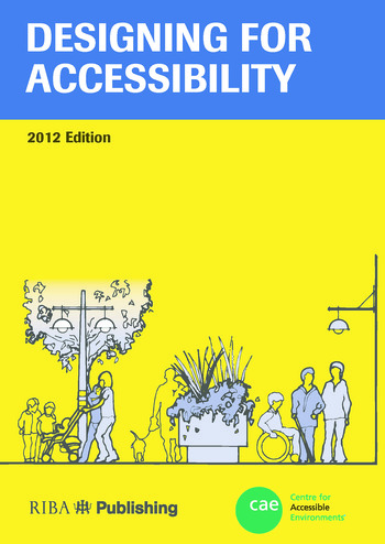 Designing for Accessibility book cover
