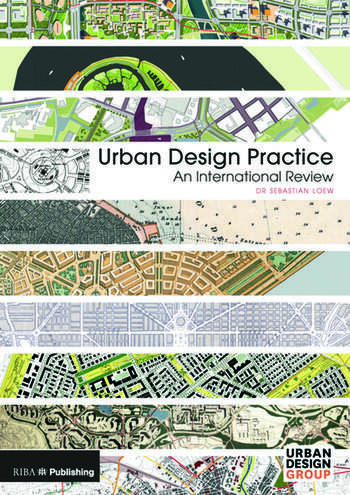 Urban Design Practice An International Review book cover