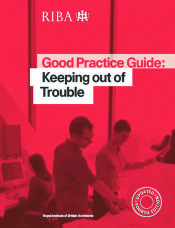 Good Practice Guide: Keeping out of Trouble book cover