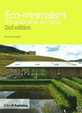Ecominimalism The Antidote to Eco-bling book cover