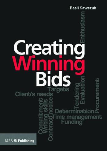 Creating Winning Bids book cover