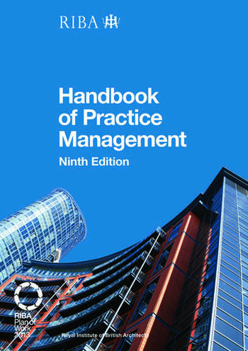 RIBA Architect's Handbook of Practice Management 9th Edition book cover