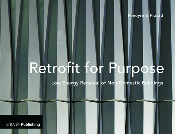 Retrofit for Purpose Low Energy Renewal of Non-Domestic Buildings book cover