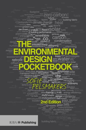 The Environmental Design Pocketbook book cover