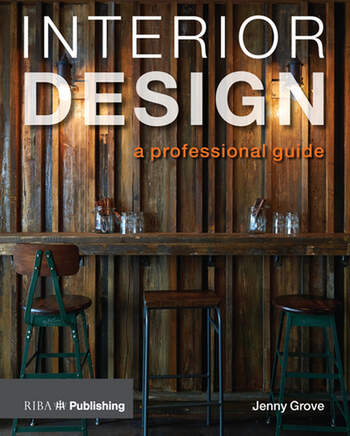 Interior Design A Professional Guide book cover