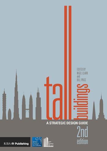 Tall Buildings A Strategic Design Guide book cover