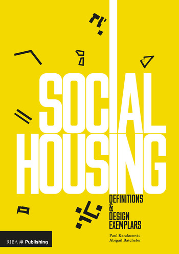 Social Housing Definitions and Design Exemplars book cover