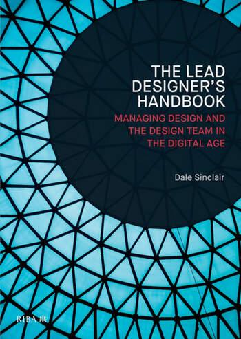 Lead Designer's Handbook The Lead Designer and Design Management book cover