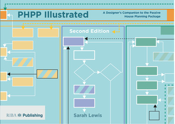 PHPP Illustrated A designer's companion to the Passivhaus Planning Package book cover