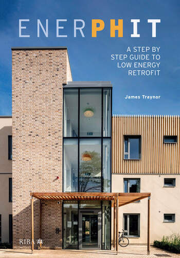 EnerPHit A Step by Step Guide to Low Energy Retrofit book cover