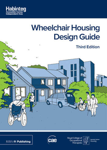 Wheelchair Housing Design Guide book cover