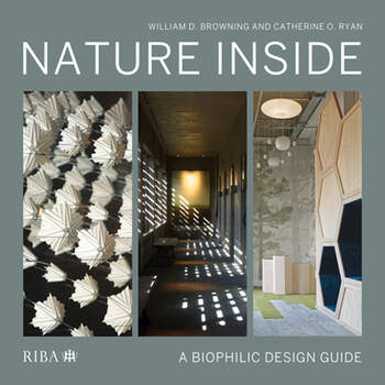 Nature Inside A biophilic design guide book cover