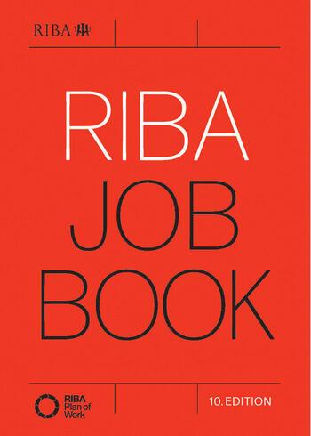 RIBA Job Book book cover