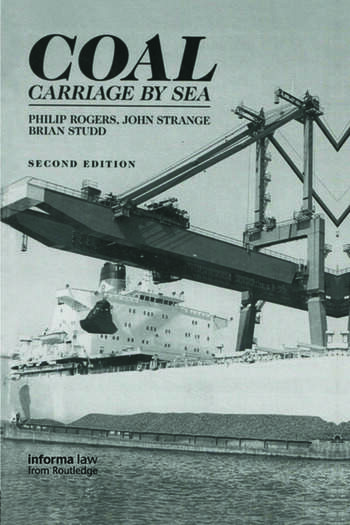 Coal Carriage by Sea book cover