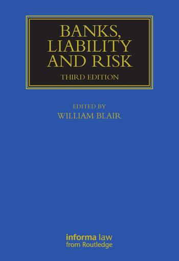 Banks, Liability and Risk book cover