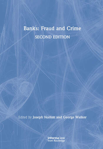 Banks: Fraud and Crime book cover