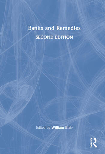 Banks and Remedies book cover