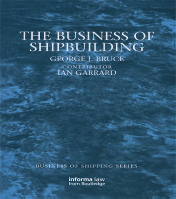 The Business of Shipbuilding book cover