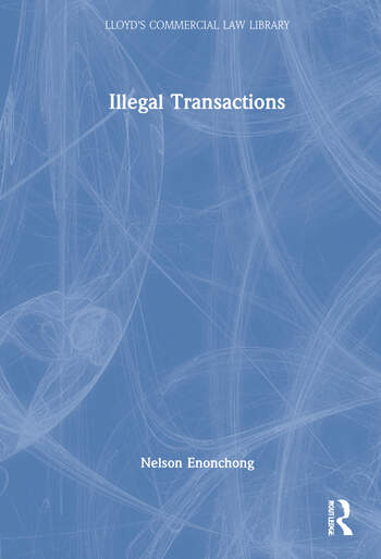 Illegal Transactions book cover