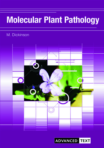 Molecular Plant Pathology book cover