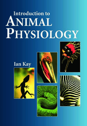 Introduction to Animal Physiology book cover