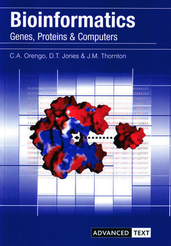 Bioinformatics Genes, Proteins and Computers book cover