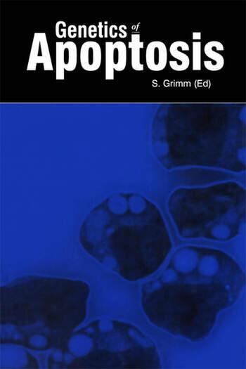 Genetics of Apoptosis book cover