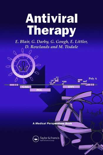 Antiviral Therapy book cover