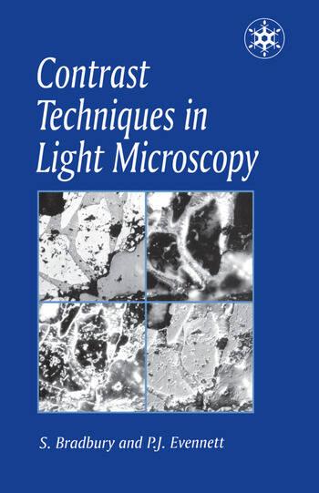 Contrast Techniques in Light Microscopy book cover