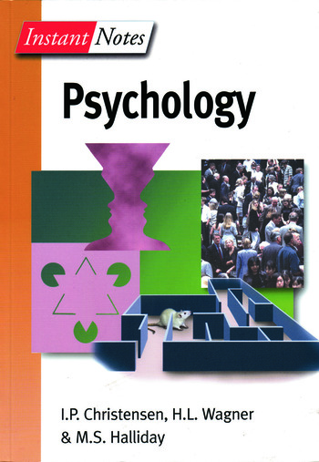 BIOS Instant Notes in Psychology book cover