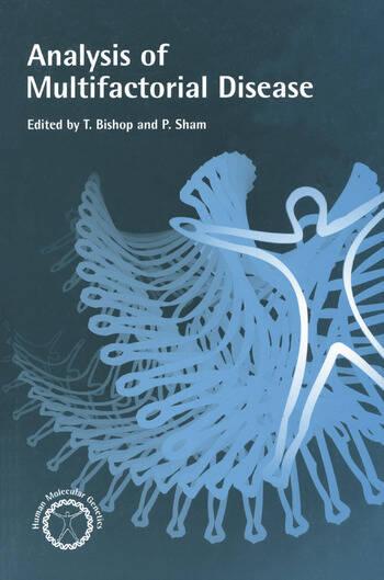 Analysis of Multifactorial Diseases book cover