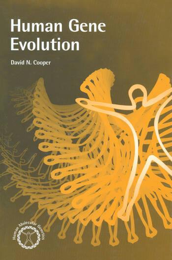 Human Gene Evolution book cover