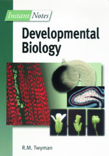 BIOS Instant Notes in Developmental Biology book cover