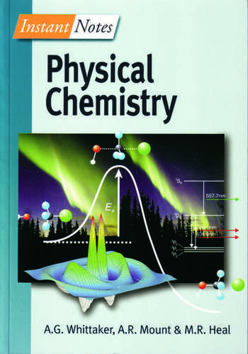 BIOS Instant Notes in Physical Chemistry book cover