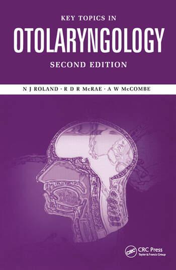 Key Topics in Otolaryngology book cover