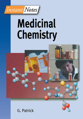 BIOS Instant Notes in Medicinal Chemistry book cover