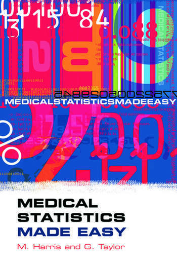 Medical Statistics Made Easy book cover