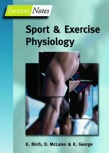 BIOS Instant Notes in Sport and Exercise Physiology book cover