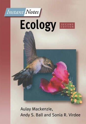 BIOS Instant Notes in Ecology book cover