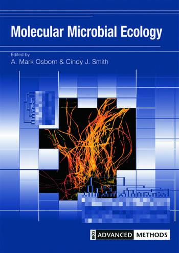 Molecular Microbial Ecology book cover