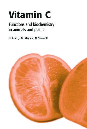Vitamin C Its Functions and Biochemistry in Animals and Plants book cover