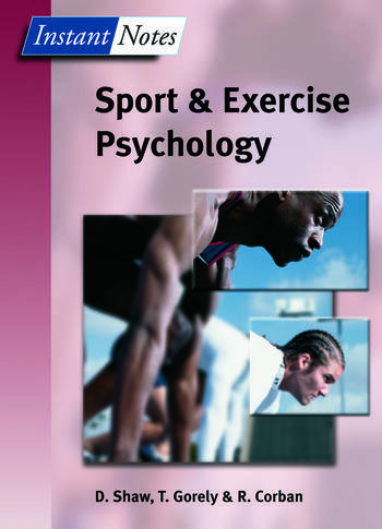 BIOS Instant Notes in Sport and Exercise Psychology book cover