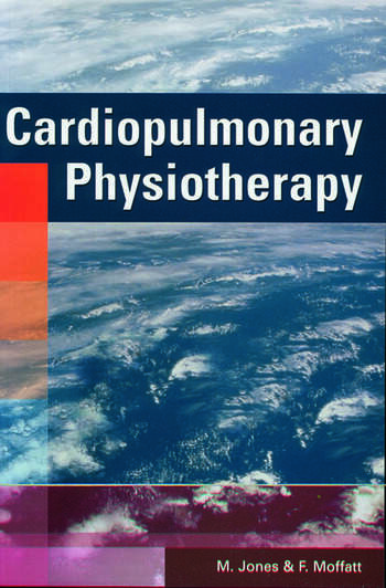 Cardiopulmonary Physiotherapy book cover