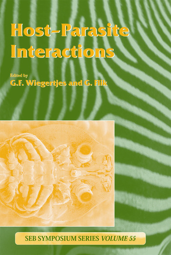Host-Parasite Interactions book cover