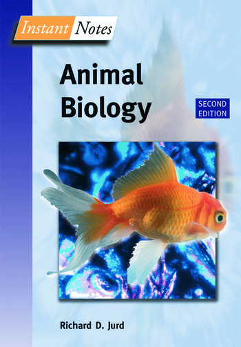 BIOS Instant Notes in Animal Biology book cover
