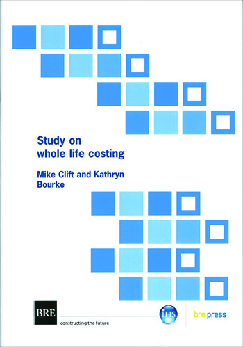 Study on Whole Life Costing (BR 367) book cover