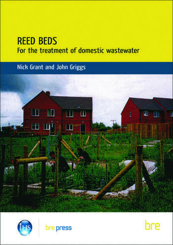 Reed Beds For the Treatment of Domestic Wastewater (BR 420) book cover